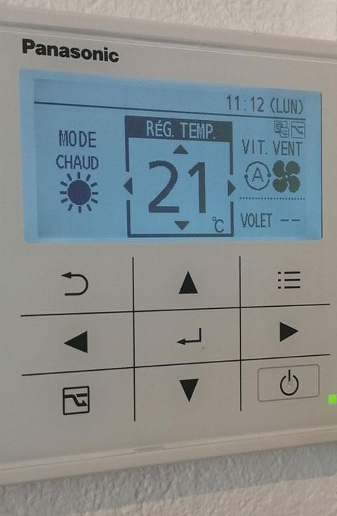 chauffage et climatisation Dijon